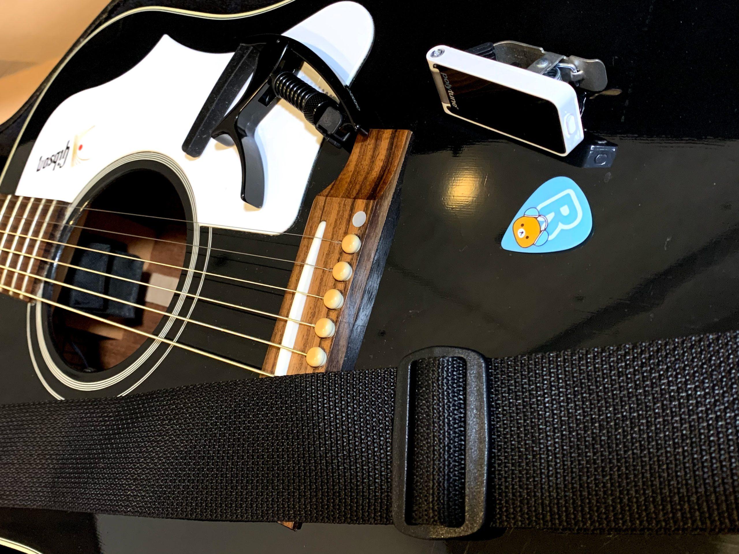ギター初めてセット