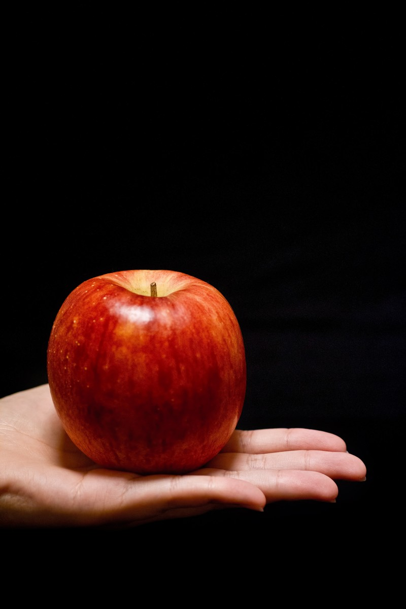 りんごの画像