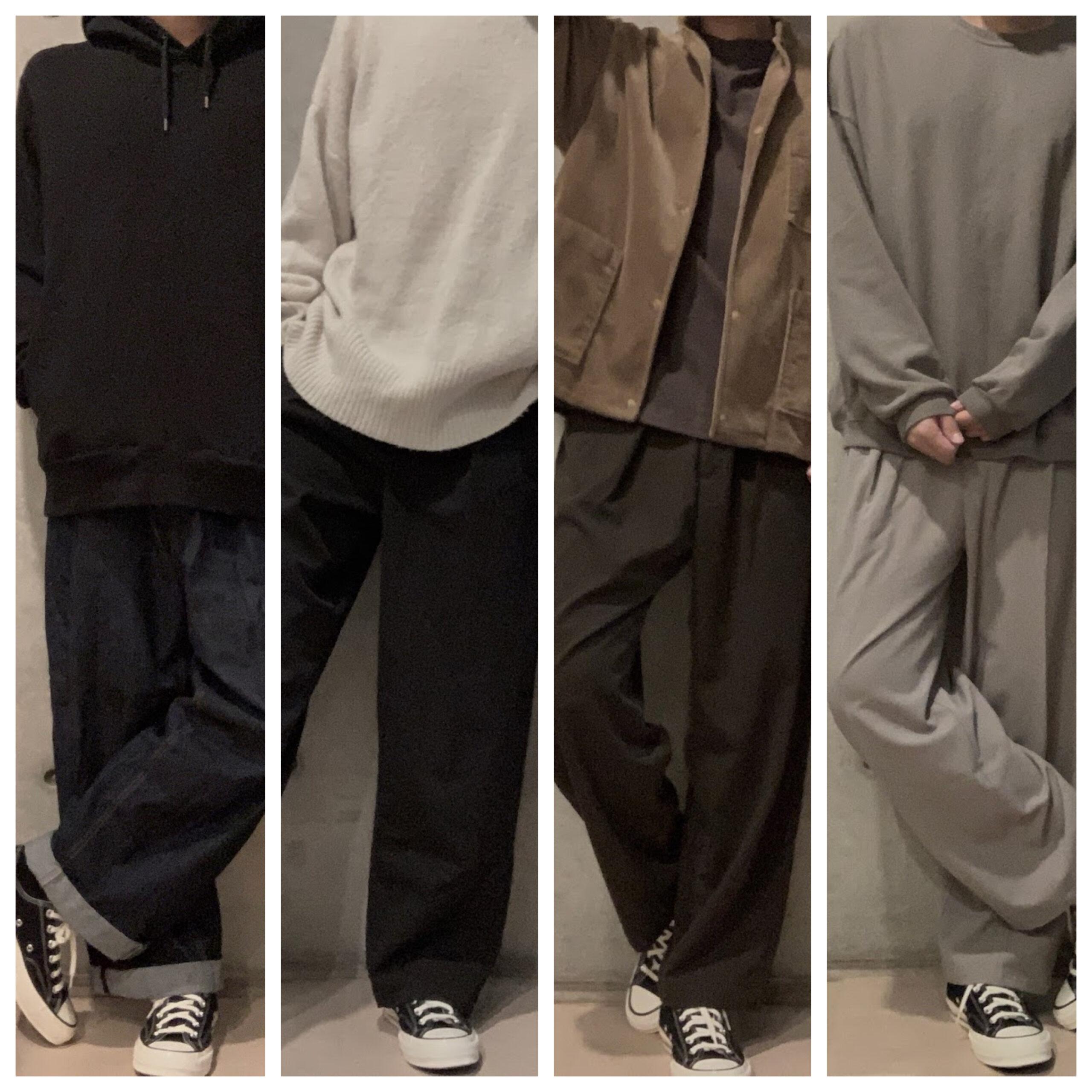 2021秋冬のファッション